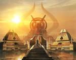 Magic / The Gathering / Amonkhet by Aleksi--Briclot
