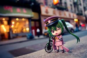 Senbon Miku Nendoroid by frasbob