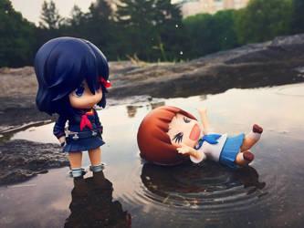 Splash! by frasbob