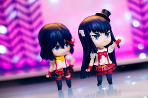 Satsuki School Idol by frasbob
