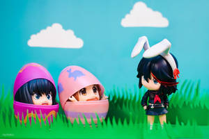 Happy Easter!! by frasbob