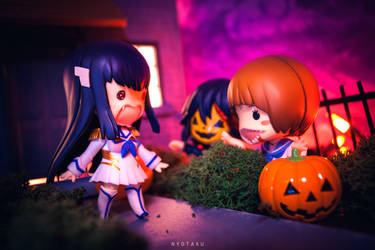 Spook'd Satsuki by frasbob