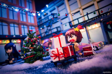 Present Delivery Luluco by frasbob