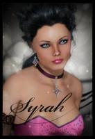 Syrah by AddyRedragon