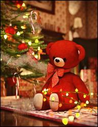 Merry Christmas 2015 by AddyRedragon
