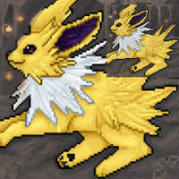 Jolteon by Rheas