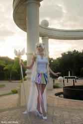 Sailor Cosmos by RobbyIdolMedia