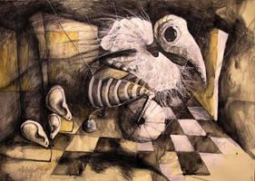 Hamlet's dream by Ralu77