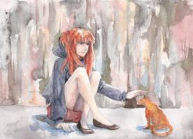 Asuka by Niceto