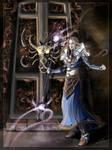 Wizard by CelineSIMONI