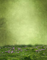 BG  The Green Room by Avahlon-Stock