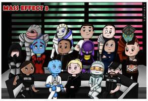 Shepard's Party Group by Tarisha