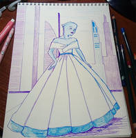 A Dress for Liara by Tarisha