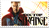 Doctor Strange Stamp by MechoMask