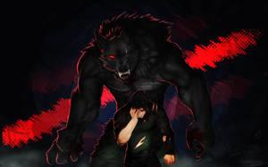 The Big Bad Wolf [SpeedPaint] by MechoMask