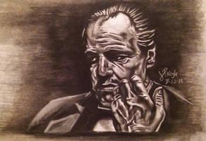 The Godfather by JPKegle