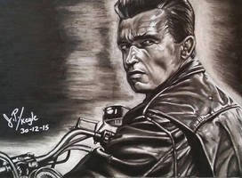Arnold, bad to the bone by JPKegle