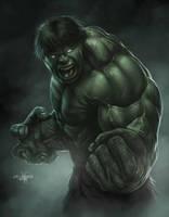 Hulk by JPKegle