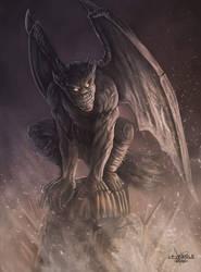 Angel of Darkness by JPKegle