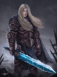 Holy Knight by JPKegle