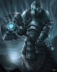 The Phantom Lord by JPKegle