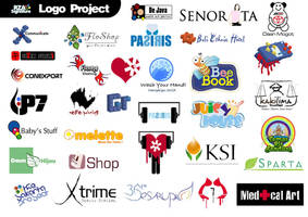 The Logo : The Beginning by xkotakkotak