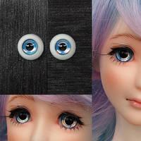RML Original Eye Metal Blue star eyes. by RMLBJD
