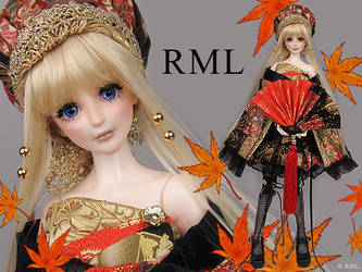 Japanese Gothic and Lolita by RMLBJD