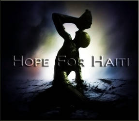 Hope For Haiti by Lashaye