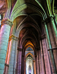 Notre-Dame de Reims (Our Lady of Reims) by rwlux83