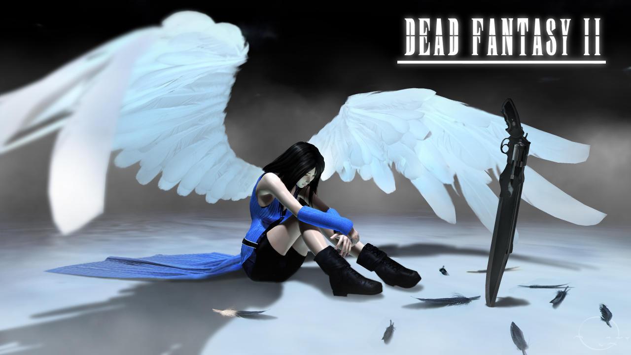 DFII Wallpaper - Angel by montyoum