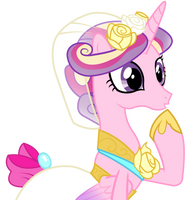 Princess Cadence - Oh! by JoeMasterPencil