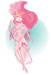 Princess Bubblegum - Mori Style by Admantius