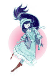 Marceline - Mori Style by Admantius