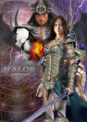 Valor Spirit Sword by Xaphrious