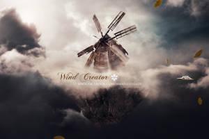Wind Creator by lady-amarillis