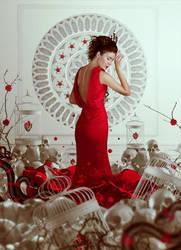 Queen of Broken Hearts by lady-amarillis