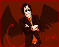 Mr. Crowley. by Winzer