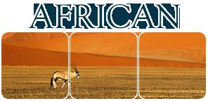 Divider African II by Winzer