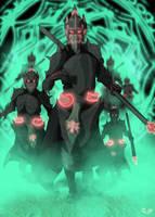 Study - Twili Lancers by UndyingNephalim