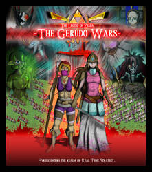 The Gerudo Wars -  Demo 1 by UndyingNephalim