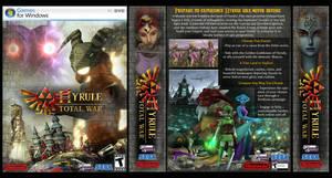 Hyrule: Total War - Box Art 2.0 by UndyingNephalim