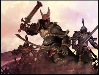 Honor the Legion by UndyingNephalim
