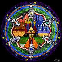The World of Hyrule by UndyingNephalim