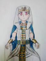Ramesses II, The Bloody Pharaoh by YDK-Qazaqstan