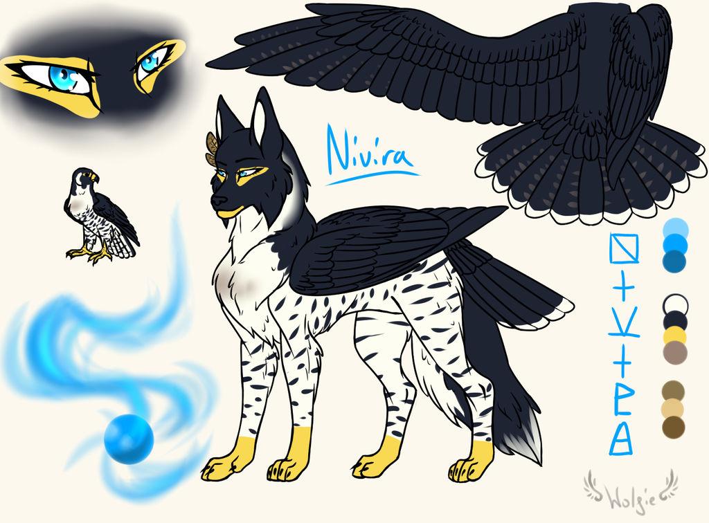 Custom Birdwolf Peregrine Falcon By Corvidvolk On Deviantart