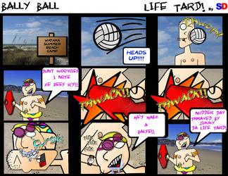 Life Tard - 01 Bally Ball by necrowang