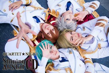 Shining All Star,Quartet Night by Nazss