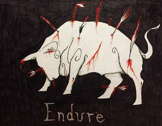 Endure by WolfFlame12