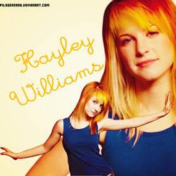Hayley!!!! :) by PilySerrano